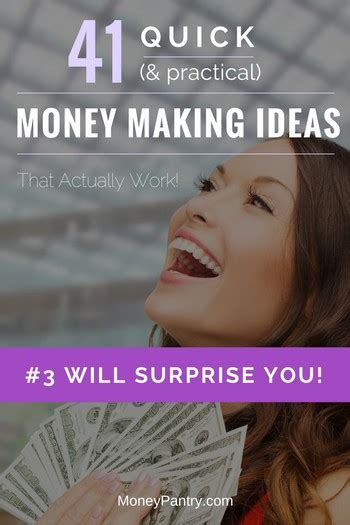 How Can I Make Money Fast And Easy Online - 41 quick money making ideas that actually work 3 will surprise you moneypantry