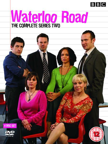 the road series 1 waterloo road the complete series 2 dvd zavvi