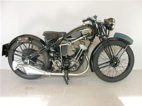 Moto Scouts Nt by Triumph 1934 Xo 147cc 1cyl Ohv Yesterdays