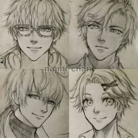doodle draw fb messenger mystic messenger by najini chan on deviantart
