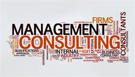 Consulting To Management study management consulting adds value to clients