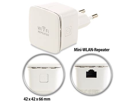wps knopf 7links wlanverst 228 rker mini wlan repeater wlr 350 sm mit