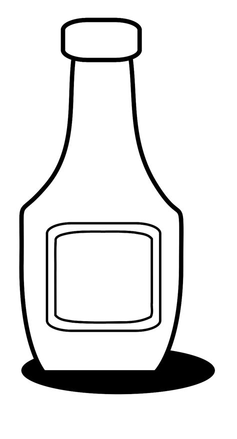 black and white chagne bottle clipart soda clip art black and white clipart panda free
