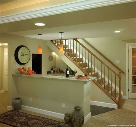 under stair bar wet bar under stairs wet bar includes cabinetry tucked