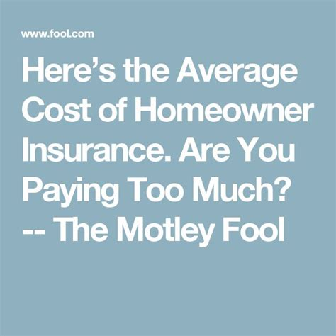 25 best ideas about homeowners insurance cost on