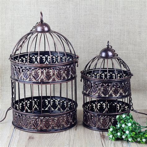 online get cheap decorative metal bird cages aliexpress