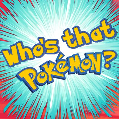 Whos That who s that whosthatpokebot