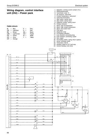 workshop manual volvo tad941ge engine by power generation