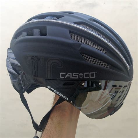 Helm Sepeda Road Bike review casco speedairo tc plus aero road helmet bikerumor