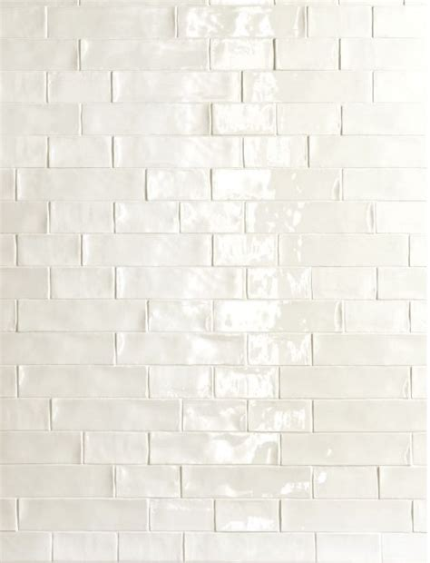 Handmade Bathroom Tiles - de fazio subway handmade white tile client whiteacres