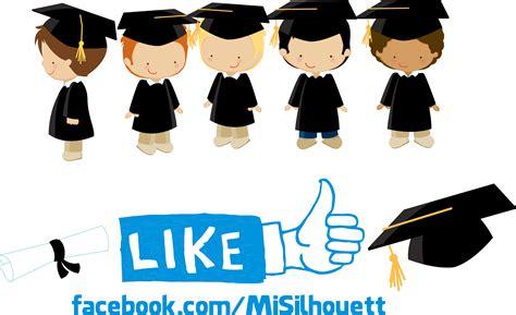 imagenes niños graduacion graduacion ni 241 os misilhouette