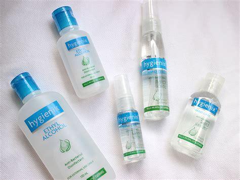 Ufrezz Anti Bacterial Freshness Spray hygienix antibacterial spray disinfect the handy way bless my bag