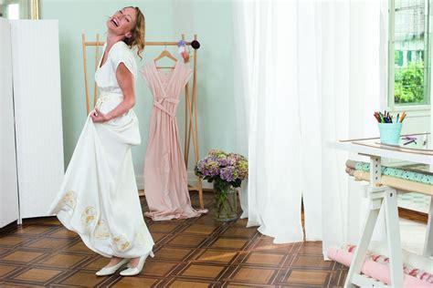 Piqee Dres wedding dress univers cr 233 atif bernina