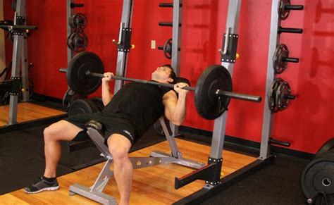 bench pressers a useful guide to weight lifting exercises different