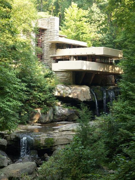 falling water architect living the gardening life the best all time work of