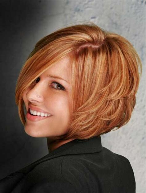 pictures women s hairstyles with layers and short top layer hair styles on pinterest angled bobs long angled bobs