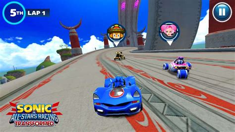 mobile gamespot sonic all racing transformed coming to mobile