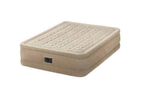 intex luchtbed ultra plush bed queen luchtbed queen ultra plush luxe tweepersoons bed