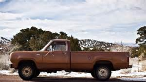 1975 Dodge D100 The Peep 1975 Dodge D100 Power Wagon