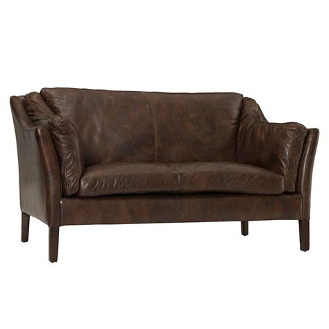 Leather High Back Sofa Halo Established Reggio High Back Sofa 3 Seater