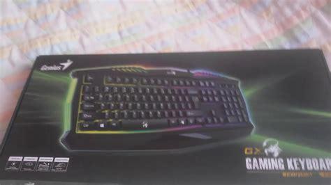 Genius Scorpion K220 Keyboard Gaming обзор игровой клавиатуры gaming keyboard scorpion k220 фирма genius