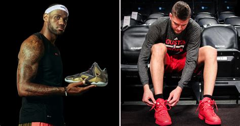 basketball players that their own shoes nba kicks 8 best and worst players to their own shoes