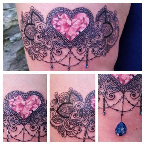 diamond lace tattoo 10 best ideas sobre tatuajes de coraz 243 n de diamantes en