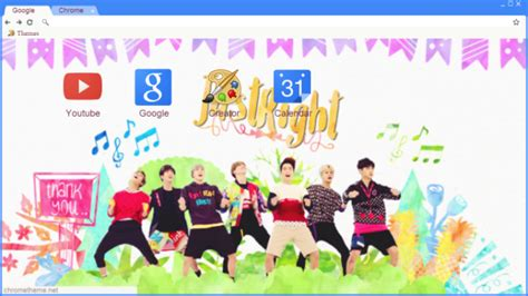 theme google chrome got7 just right just right got7 chrome theme themebeta