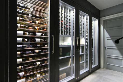Wine Storage Closet by Dk Air Conditioning Heating Refrigeration Wine Cellar
