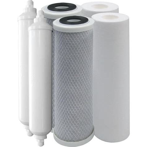 osmosis water filters vitapur 4 stage replacement filter kit for ro 4 osmosis water treatment systems