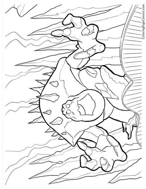 snow monster coloring page frozen marshmallow 01 coloring page coloring page central