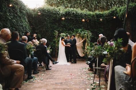 small wedding locations in california small wedding venues in california small weddings