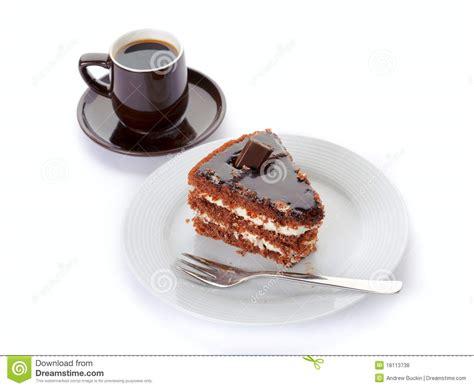 kuchen mit kaffee kuchen und kaffee lizenzfreie stockfotos bild 18113738