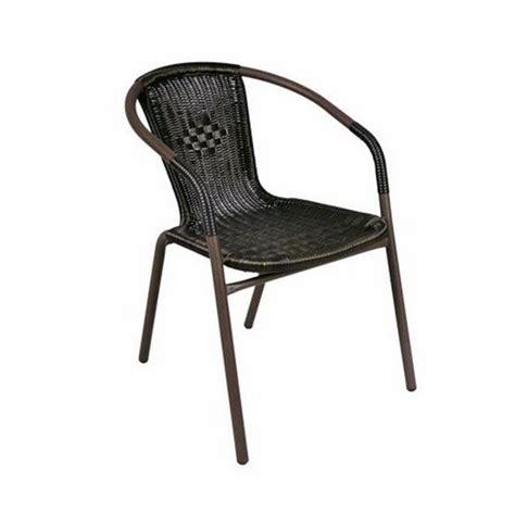 sedia bistrot sedie bistrot per arredamento esterno bar in polyrattan