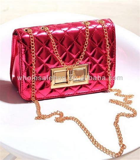 Tas Cnk Quilted Chain Mini chain sling bags for dayony bag