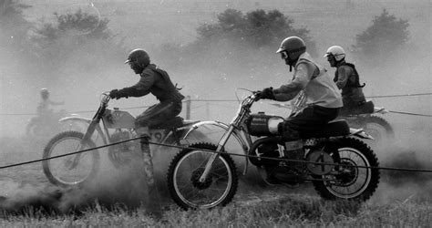 history of motocross racing motorcycle history