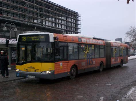 Zoologischer Garten Berlin X9 by Solaris Urbino Auf Der Linie X9 Nach Flughafen Tegel Am S