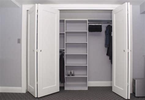 Remove Bifold Closet Doors Fascinating Closet Door Ideas Suggestions For Modern Home Design