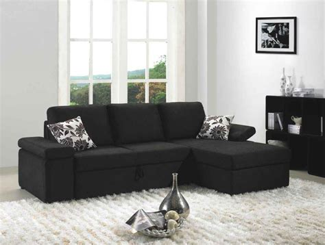 black sofa set mb1000 black fabric sectional sofa set with bed black design co