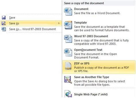what file format does microsoft word save as difference of file menu between word 2003 word 2007 and