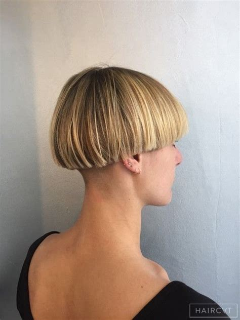 36 best bowl cut images on pinterest short wedge best 20 shaved nape ideas on pinterest undercut shaved