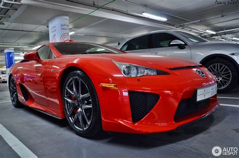 lexus lfa 2013 lexus lfa 22 april 2013 autogespot