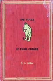 Novel Grafis The House At Pooh Corner A A Milne house book and consideration on