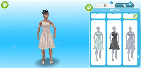 Wedding Belles Live Event In Sims Freeplay by The Sims Freeplay Wedding Belles Cas Build Mode Overview