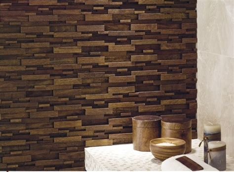 Wood Wall Tiles Mosaic Wood Tile By Mlh Tile