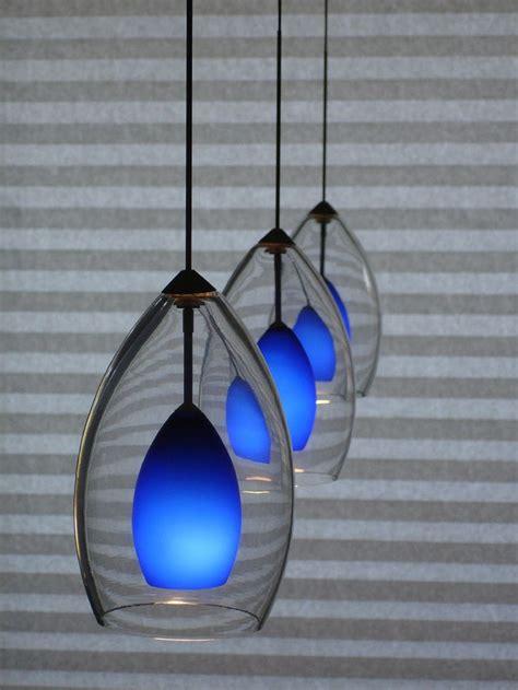 elegant blue pendant l design idea by david hunter
