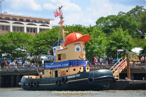 tugboat captain band tall ships challenge 2012