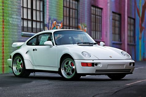 Porsche 964 Turbo 3 6 by 1994 Porsche 964 Turbo 3 6s Flachbau Sports Car Market