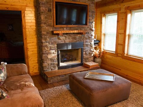 Master Bedrooms Pinterest luxury cabin with hot tub gas fireplace vrbo