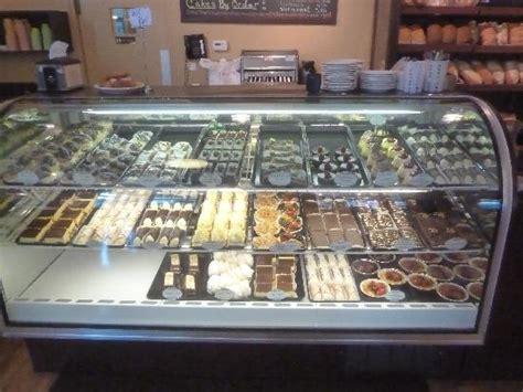 Pastry Shelf by Pastry Shelf Picture Of Presti S Bakery Cafe